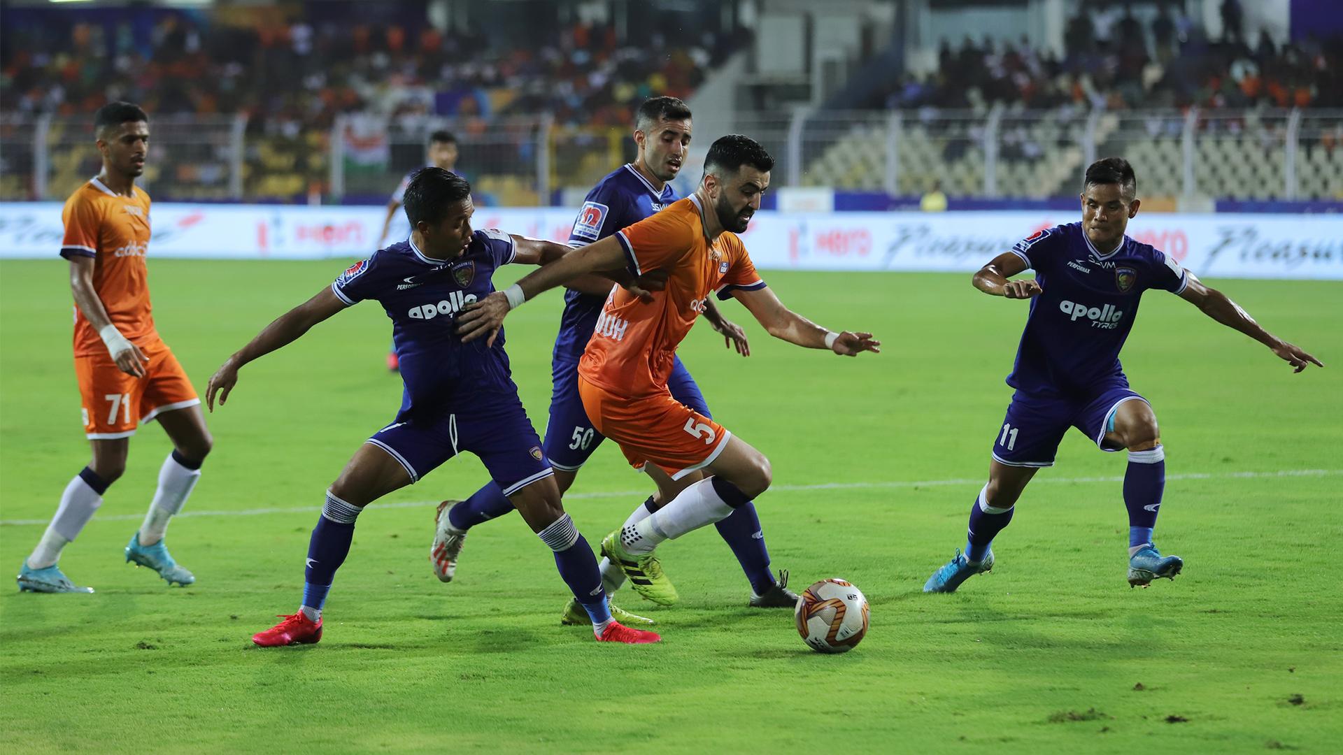 FC Goa Chennaiyin