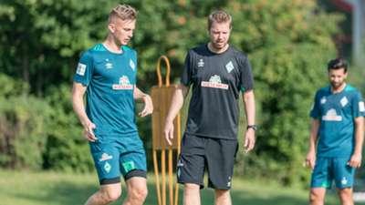 ONLY GERMANY Ole Käuper Werder Bremen 04082018