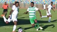 Justice Chabalala, Bloemfontein Celtic vs Rivers United, December 2020