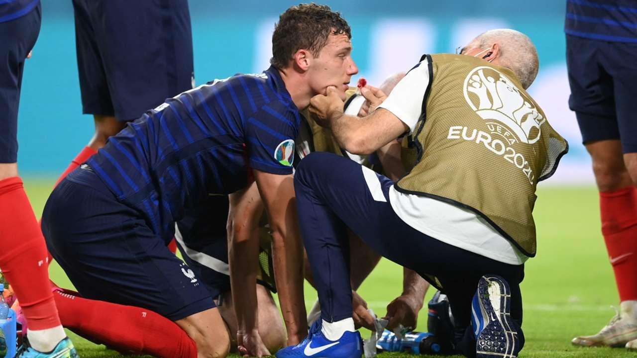 Benjamin Pavard France Euro 2020