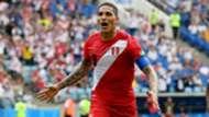 Paolo Guerrero Peru World Cup