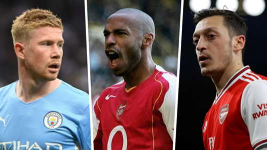 What is the record for most Premier League assists in a season? | Goal.com