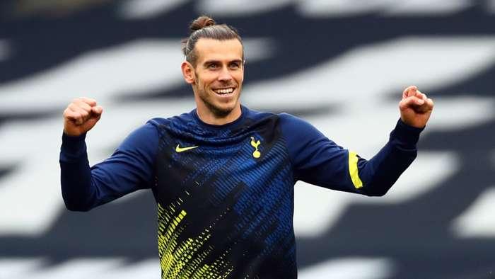 Gareth Bale Tottenham 2020-21