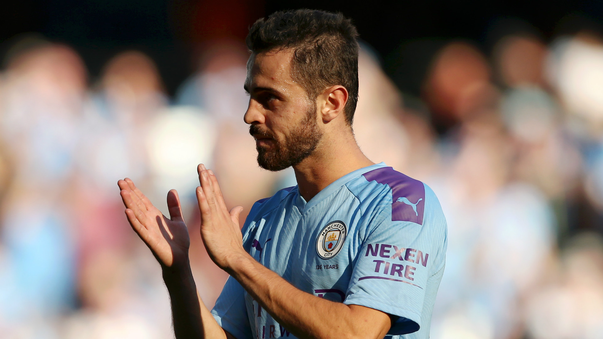 Bernardo Silva: Raheem Sterling defends Manchester City team-mate after tweet