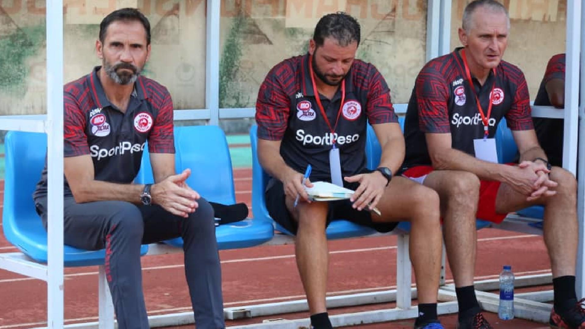 Caf Champions League: Simba SC target goals away to AS Vita Club – Da Rosa