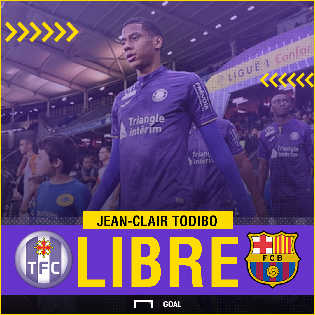 PS Toulouse Barça Todibo