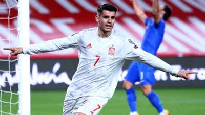 Euro 2020 Top 100 Alvaro Morata