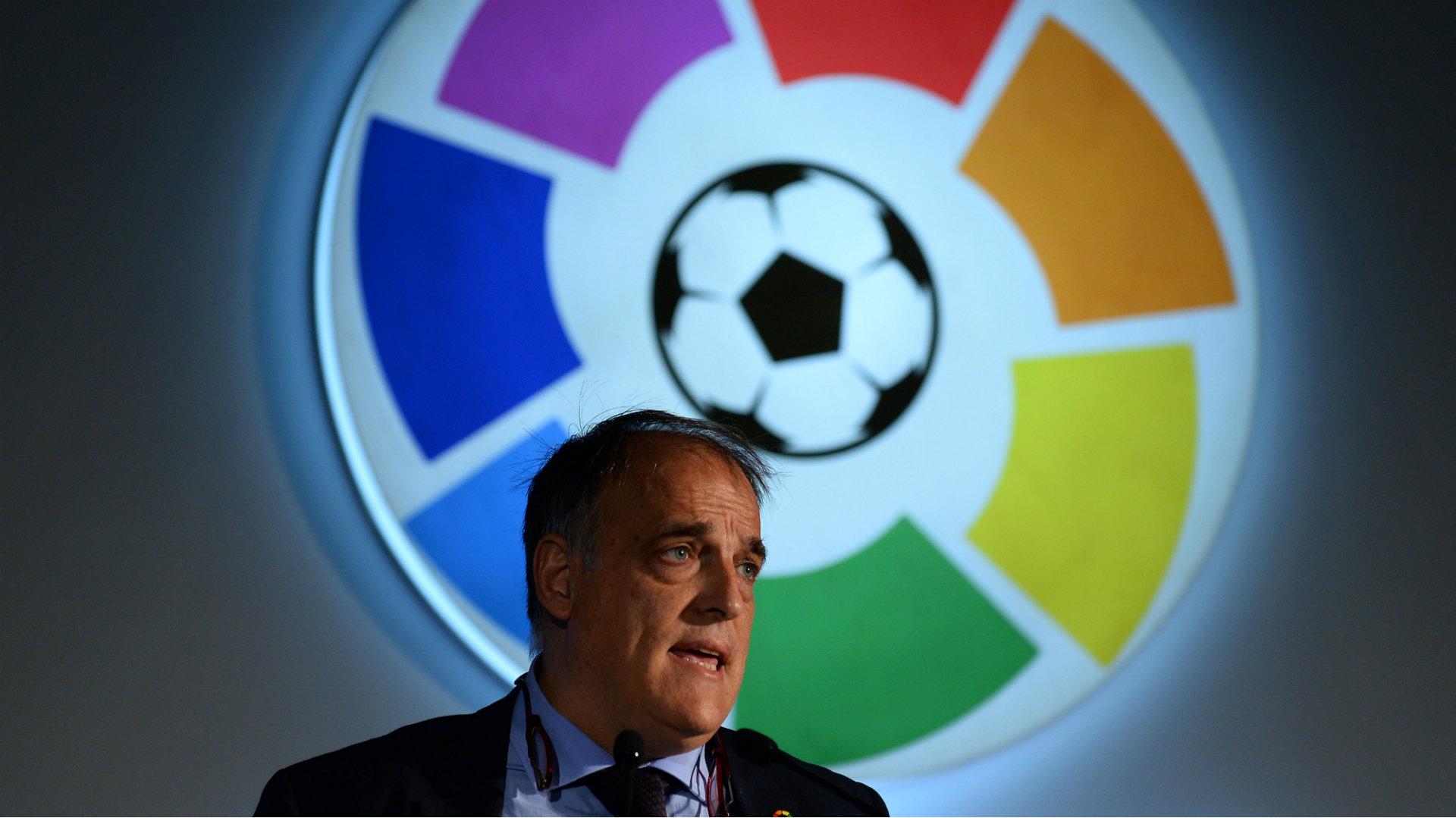 'Football no more dangerous than factory work or fishing' - La Liga president critical of Ligue 1's decision to end season