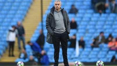 Jose Mourinho Manchester United 27042017