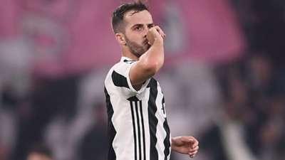Miralem Pjanic Juventus Sporting Champions League