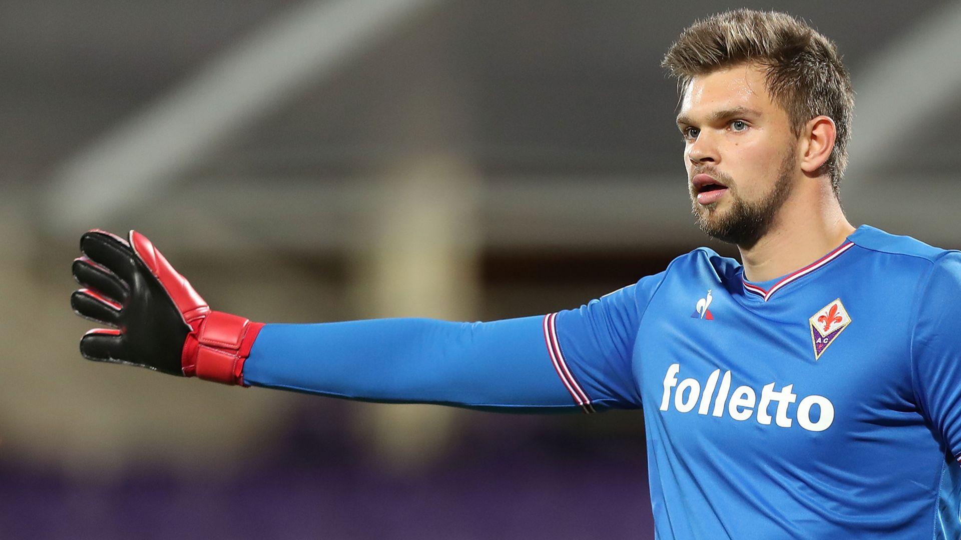 Fiorentina, Dragowski super: terzo rigore parato negli ultimi ...