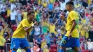 Neymar Roberto Firmino Brasilien 03062018