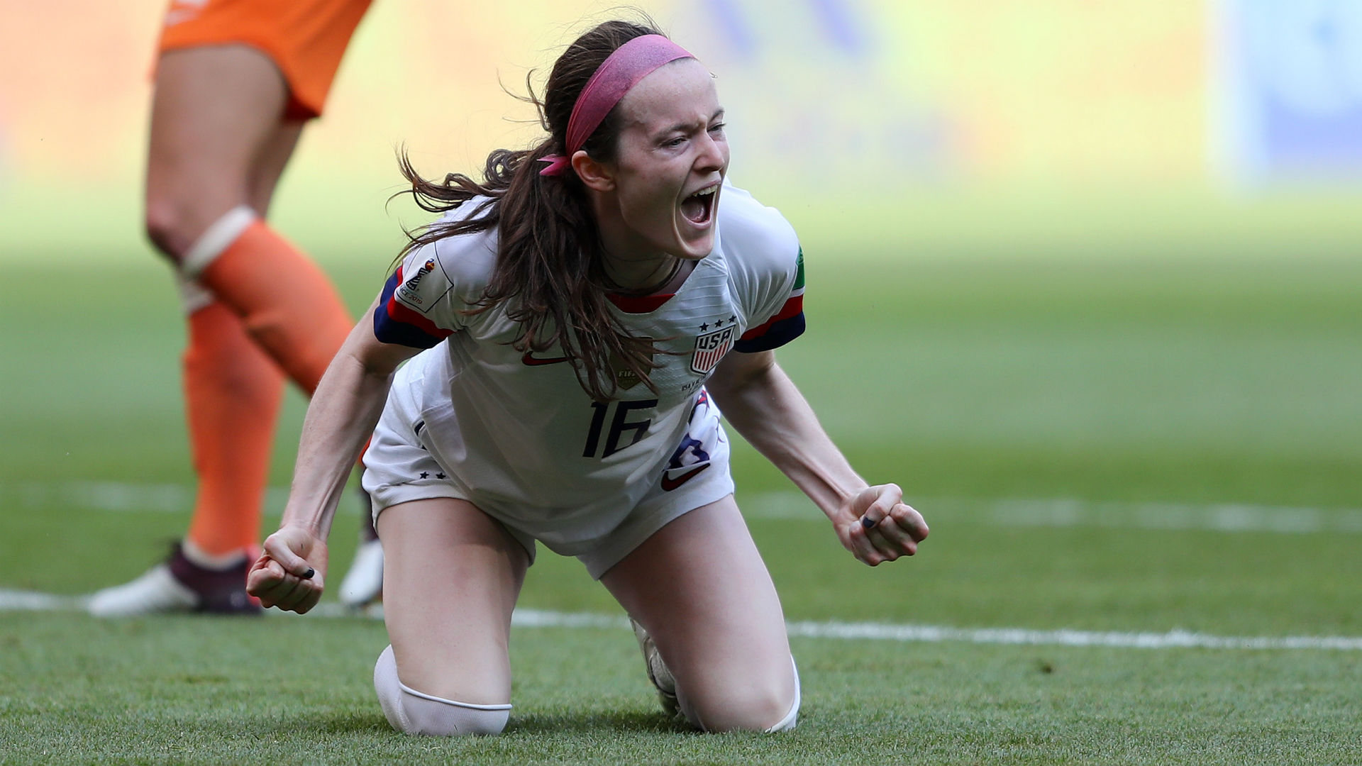 Rose Lavelle USWNT Women's World Cup 2019