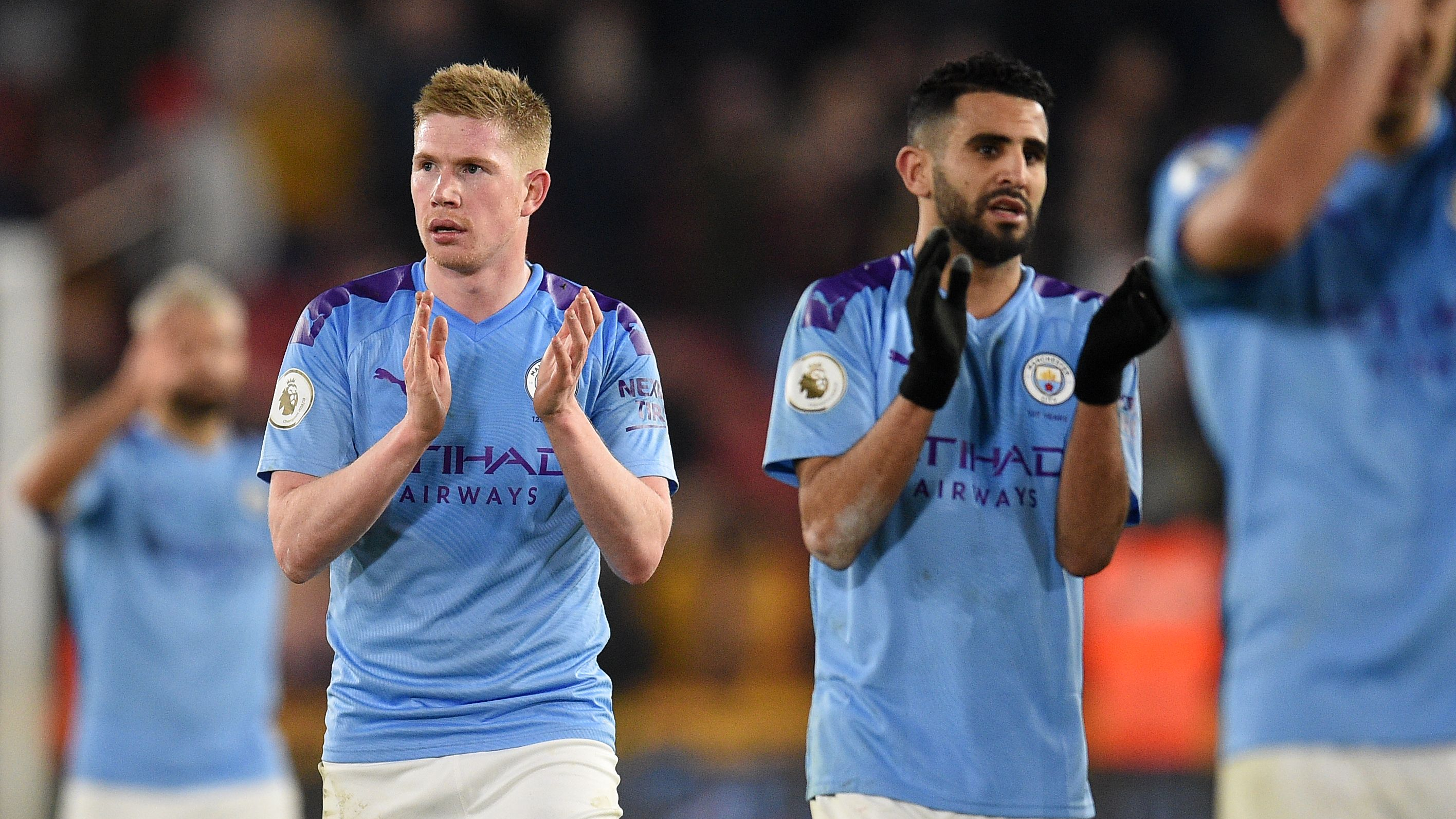 De Bruyne makes Premier League history with assist in Man City win