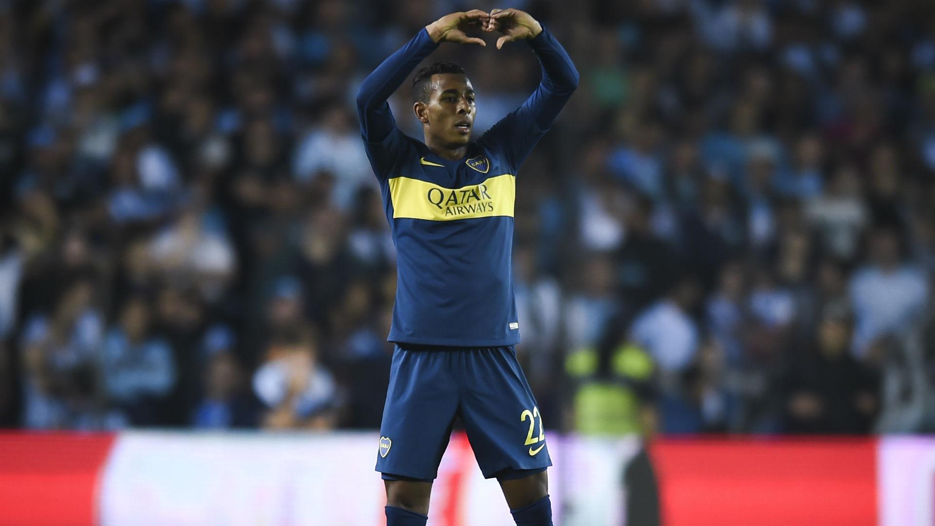 Boca Juniors issue response to Sebastian Villa domestic abuse claims