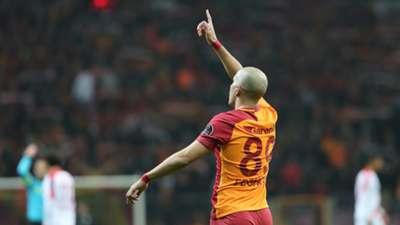 Sofiane Feghouli Galatasaray Antalyaspor 02122018