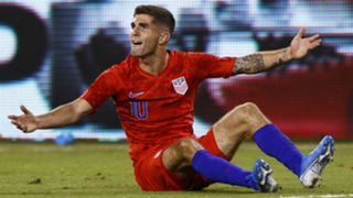Christian Pulisic USMNT Mexico 2019
