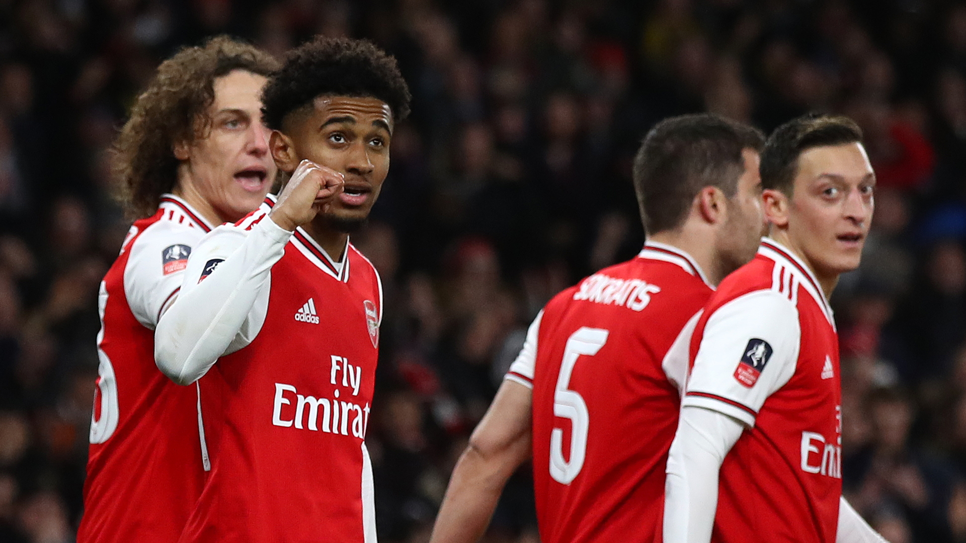 'Arteta shouted a lot at half-time' - Lacazette says rant inspired Arsenal revival