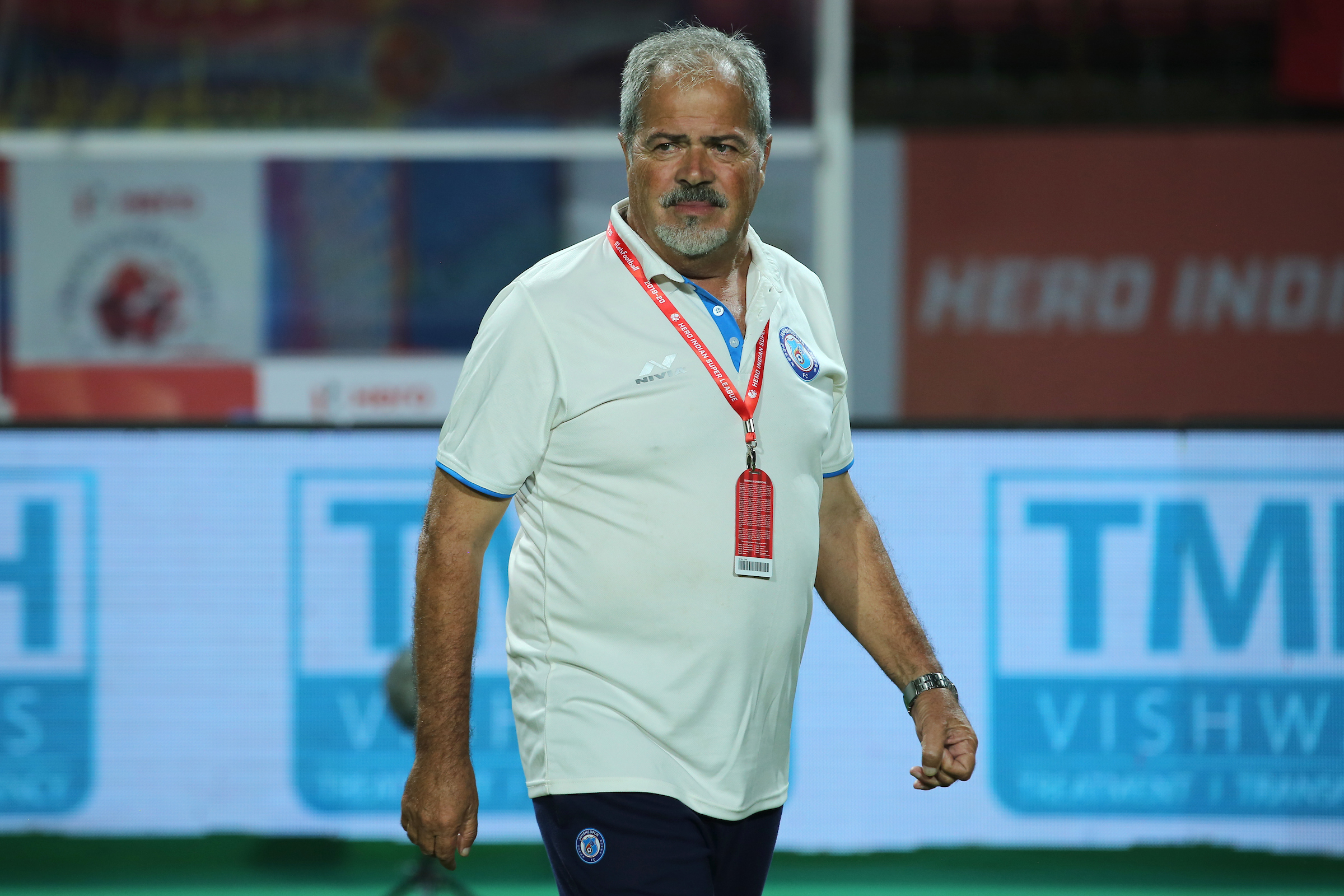 Antonio Iriondo backs Jamshedpur to end winless run 'soon'