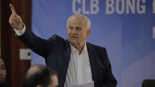 (V.League) HLV Petrovic đặt mục tiêu lớn trong lần tái xuất Thanh Hóa