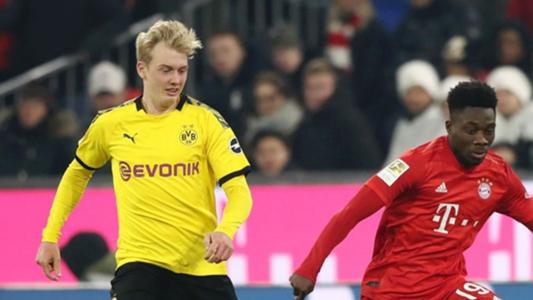 Borussia Dortmund - Bayern Munich: formaciones, día, hora y cómo ver por TV | Goal.com