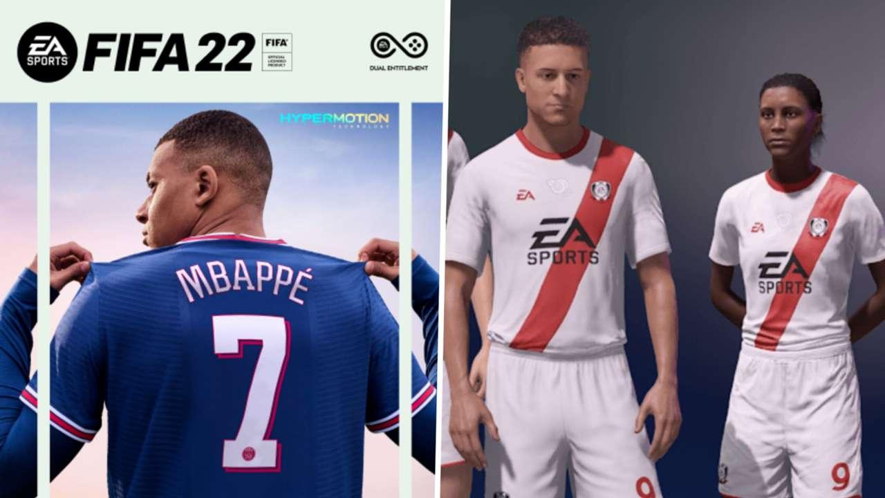 FIFA 22 Pro Clubs Composite