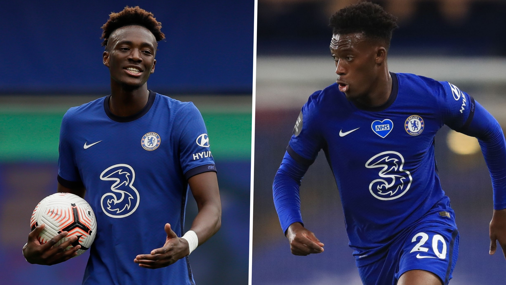 Abraham & Hudson-Odoi warned by Nevin of pecking order shifts with Chelsea & England
