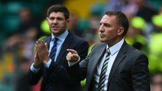 Brendan Rodgers Steven Gerrard