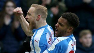 Alex Pritchard Huddersfield Town