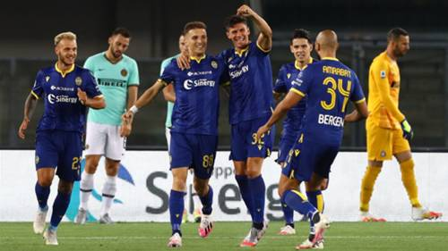 Lazovic - Verona Inter