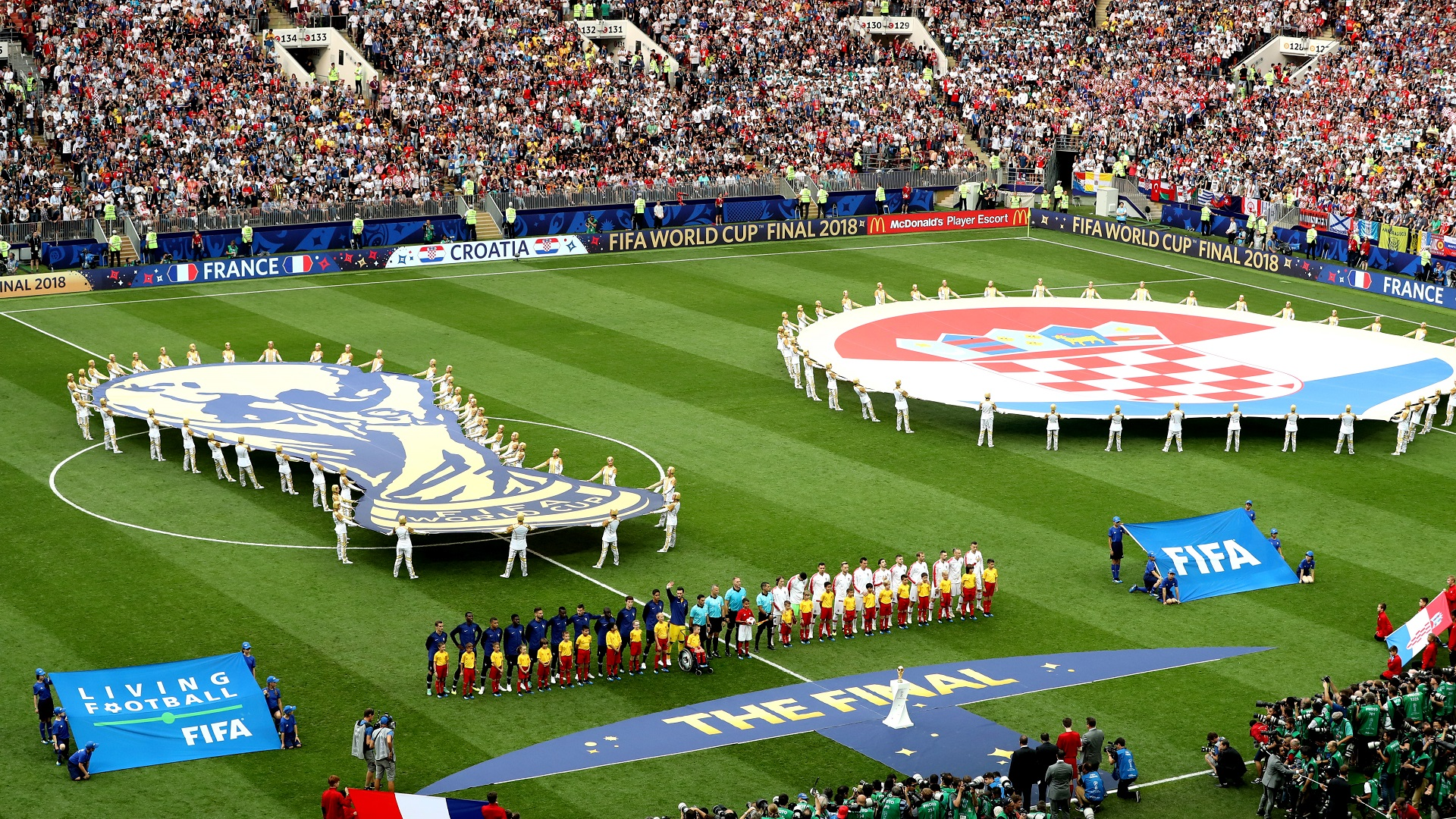 How Will The World Cup Stadiums Be Used After Russia 2018 Goal Com