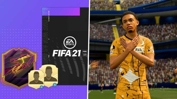 FIFA 21 Ultimate Team Packs