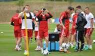 Hungary training