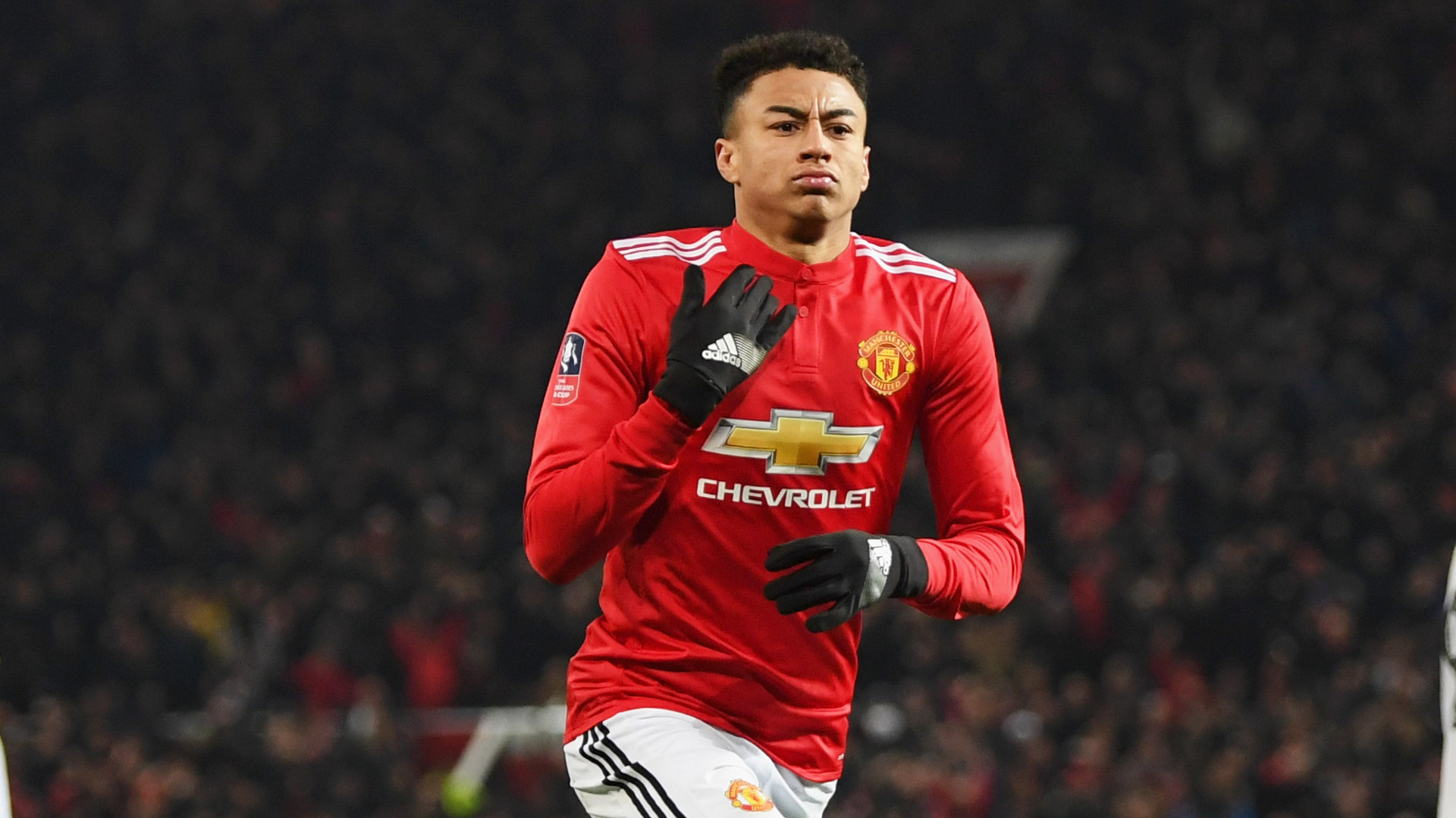 Lingard On Messi Comparisons Im My Own Player Goalcom