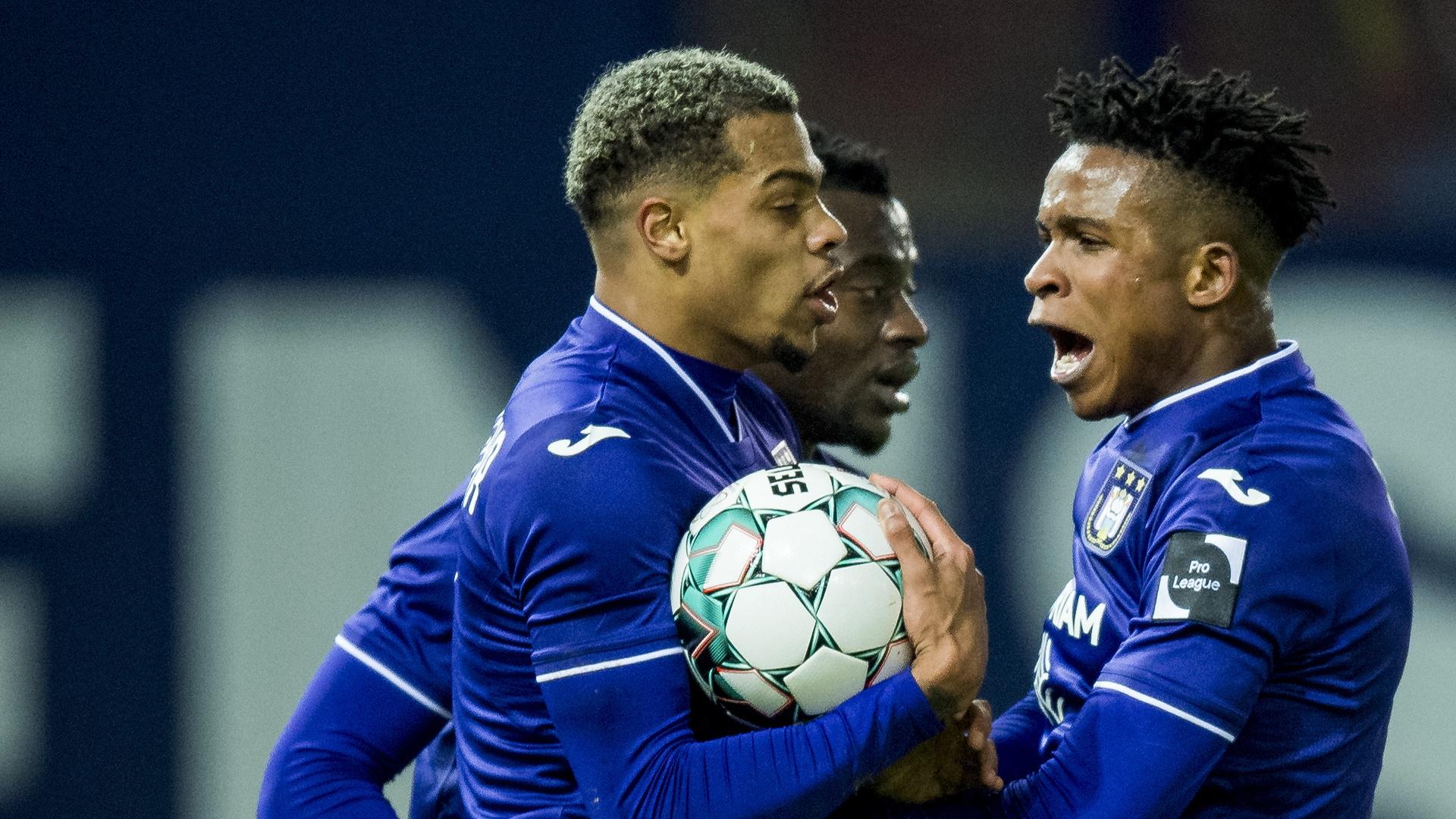 Nmecha-Mukairu double act not enough for Anderlecht