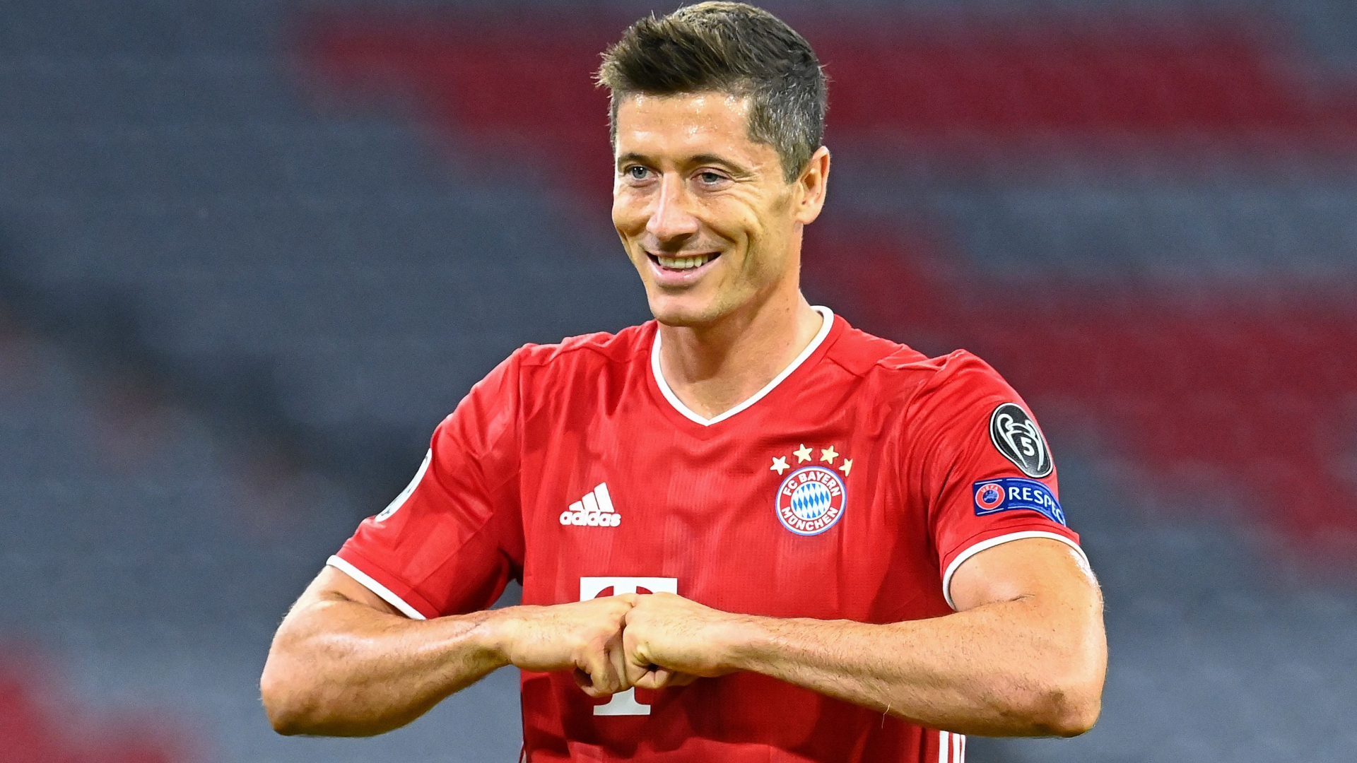 Lewandowski open to ending career at Bayern Munich as he sees 'years' left at the top