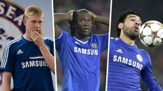 De Bruyne Lukaku Salah Chelsea Split