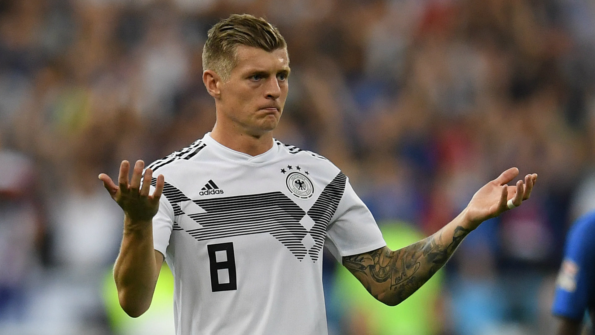 'I care more about titles' - Kroos delighted to reach Germany achievement but wants team success