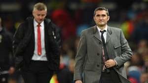 Ernesto Valverde Manchester United Barcelona UCL 10042019