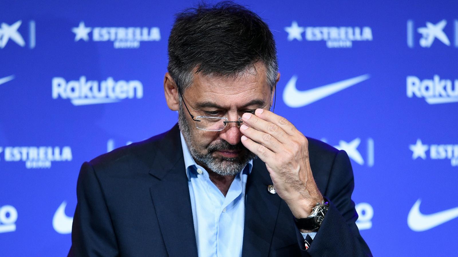 Bartomeu out ! un tremblement de terre peut arriver ce lundi — Barça