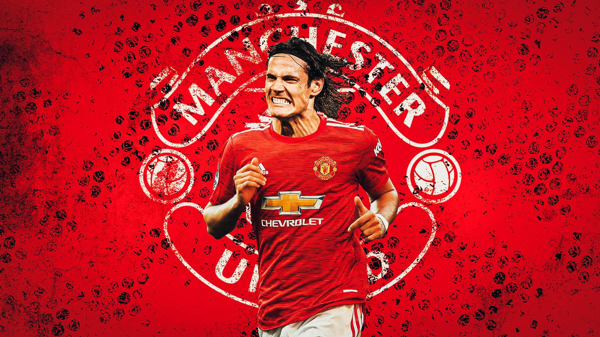 Edinson Cavani Diego Forlan Yang Bikin Saya Ke Manchester United Goal Com