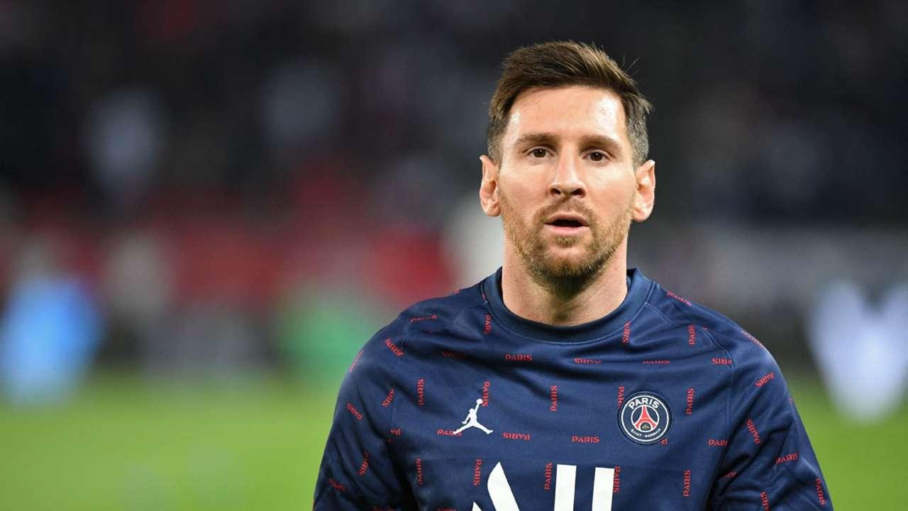 Messi PSG 2021