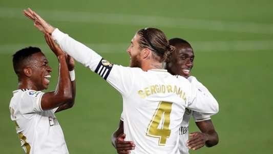 Hemeroteca: La película arbitral del Real Madrid cuando gana vs. la película arbitral del Real Madrid cuando no gana | Goal.com