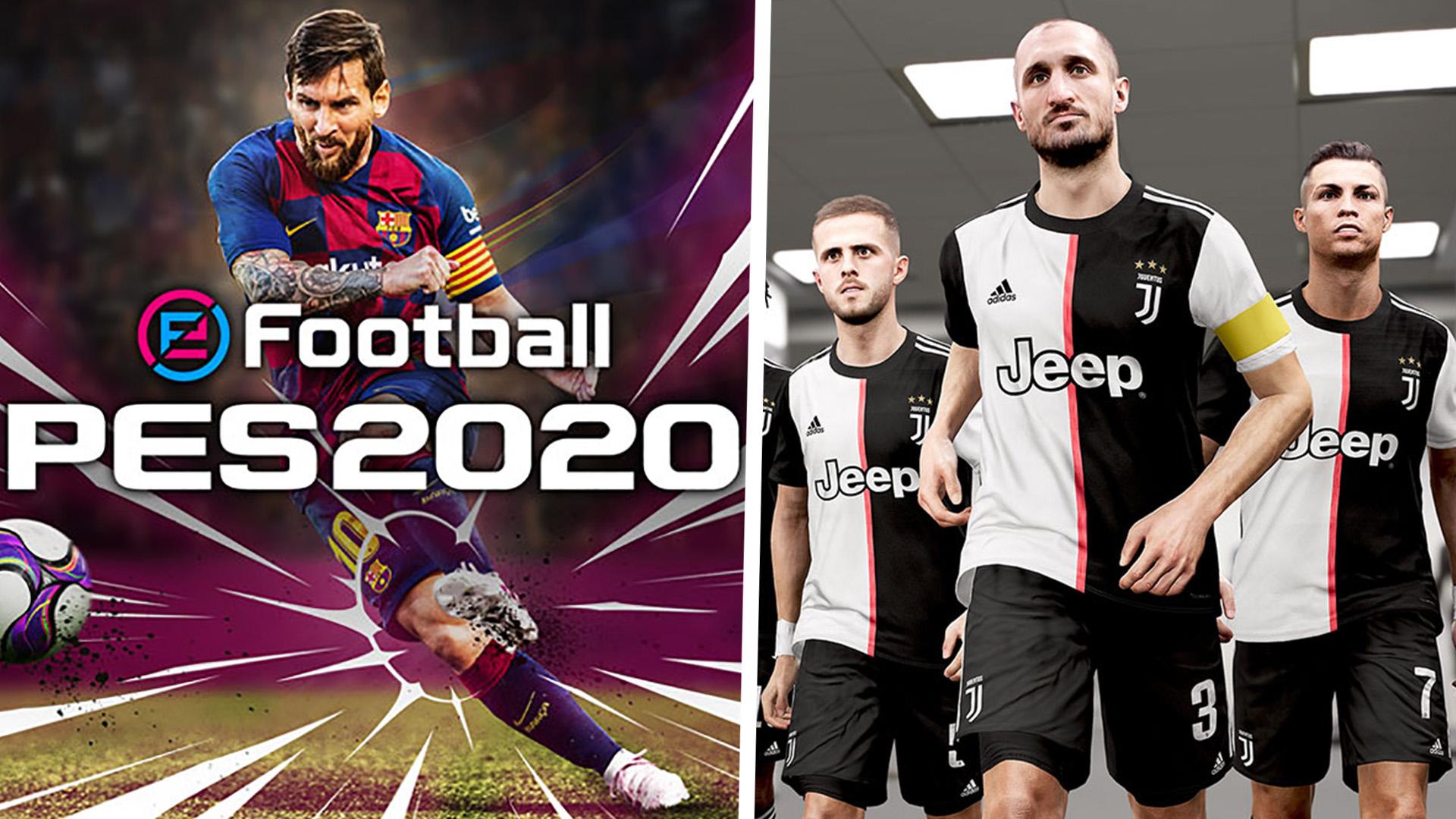 Pes 2020 Release Date Demo Licenses Cover Stars All The New Pro Evolution Soccer Details Goal Com