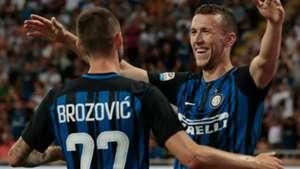 Brozovic Perisic Inter Serie A