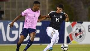 México vs Bermudas Liga de Naciones de la Concacaf