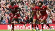 HD Sadio Mane Dominic Solanke Mohamed Salah