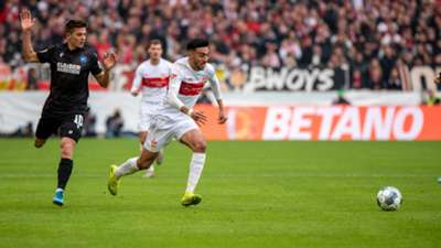 Nicolas Gonzalez VfB Stuttgart 24112019