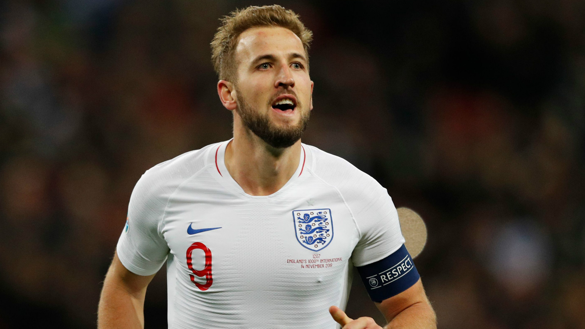 'Even Arsenal fans were buying shirts sponsored by Kane!' - Leyton Orient chief praises 'first-class' Tottenham star