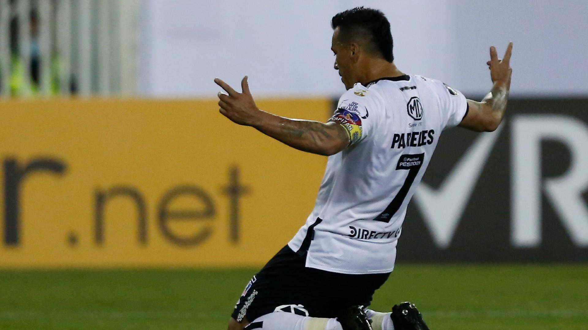 Colo Colo 2-1 Peñarol: videos, goles, resumen, comentarios y estadísticas | Goal.com